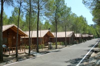 Cabañas Balneario Villatoya
