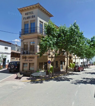 restaurante Hotel florida
