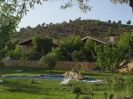 Hostal Rural  y Complejo Rural La Alberquilla  casas rurales la alberquillas