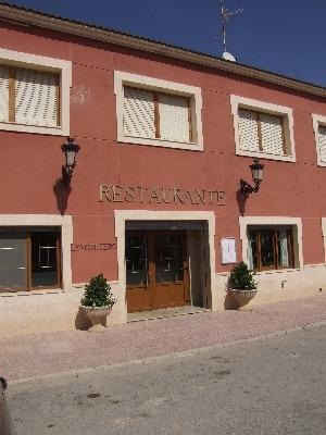 Hostal El Lengüetero restaurante lenguetero