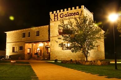 Spa Galatea  Hotel Galatea