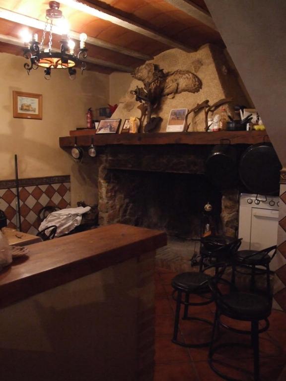 Casa Rural El Jaro Hostal El Jaro y Casa Rural