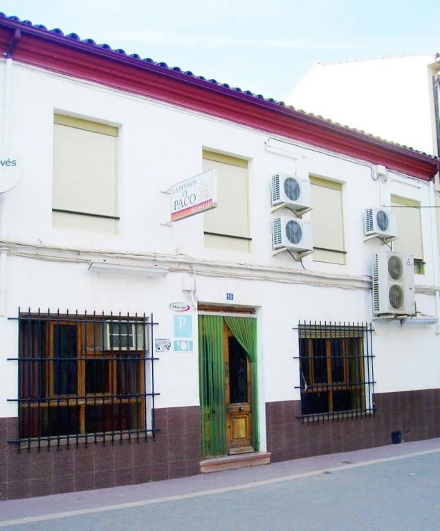 Pensión Casa Paco