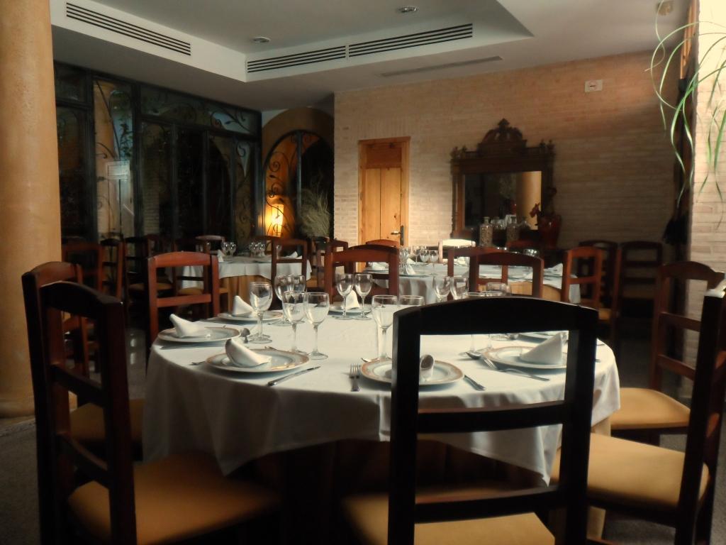 Hotel Hospederia  Bodas de Camacho Restaurante Bodas de camacho