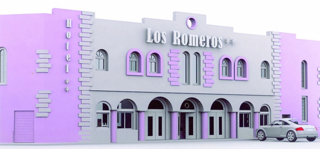 Hotel Los Romeros Hotel Los Romeros