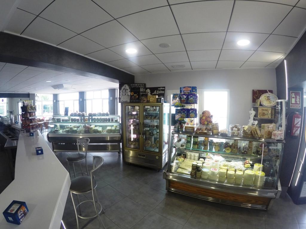 Hostal  Los Gabrieles Tienda productos manchegos Los Gabrieles