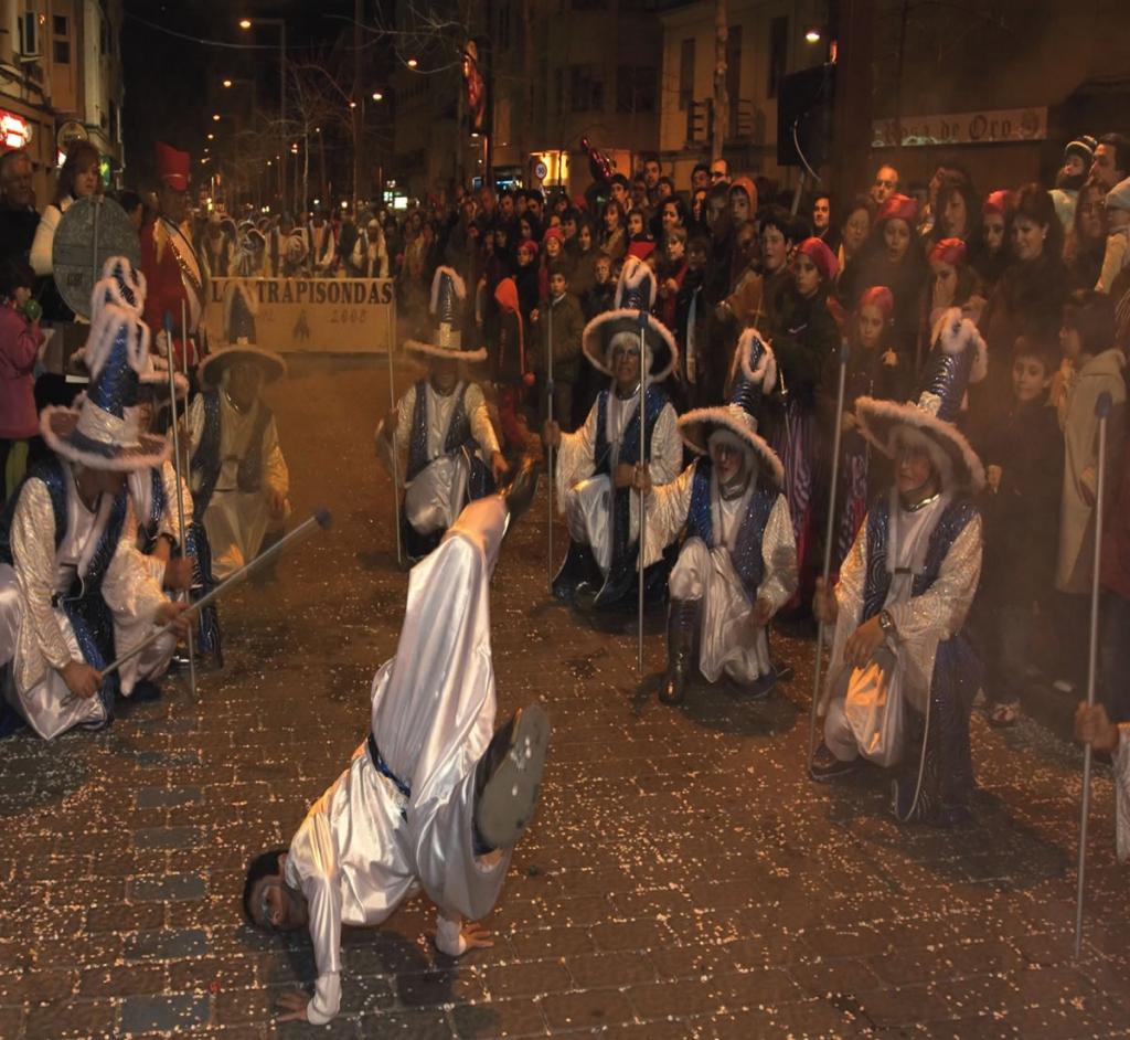 Carnaval en La Roda Carnaval de La Roda
