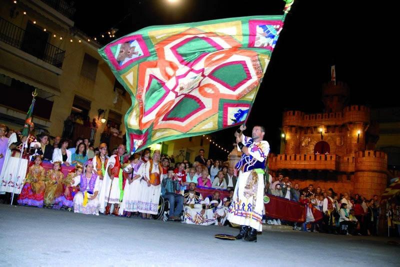 Fiestas de Moros y Cristianos de Caudete Caudete en fiestas