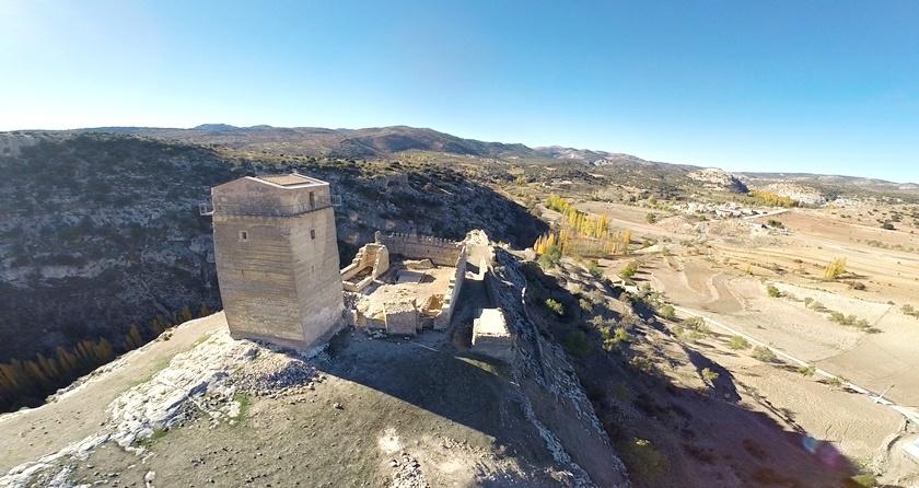 Castillo de Taibilla Pedro-Andres Nerpio