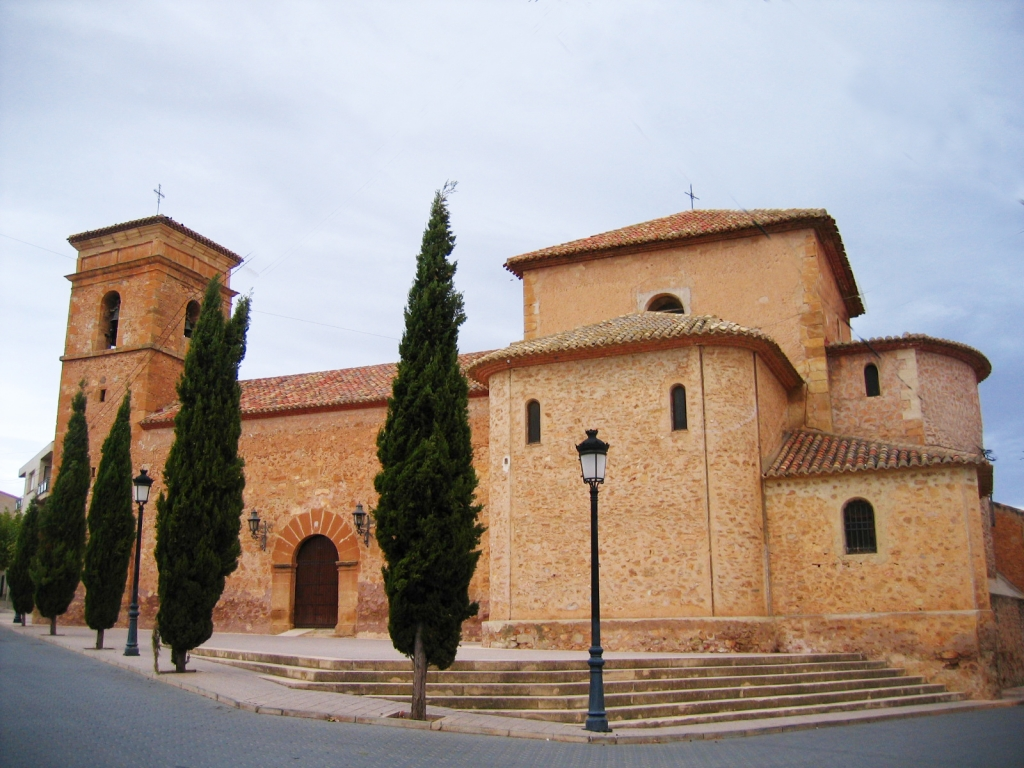 Iglesia de Nuestra Señora del Rosario Balazote Balazote