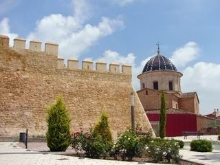 Castillo - Fortaleza medieval de Caudete Caudete