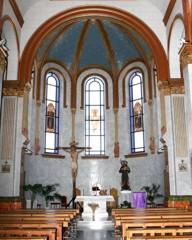 Iglesia de San Francisco de Asis Caudete san francisco