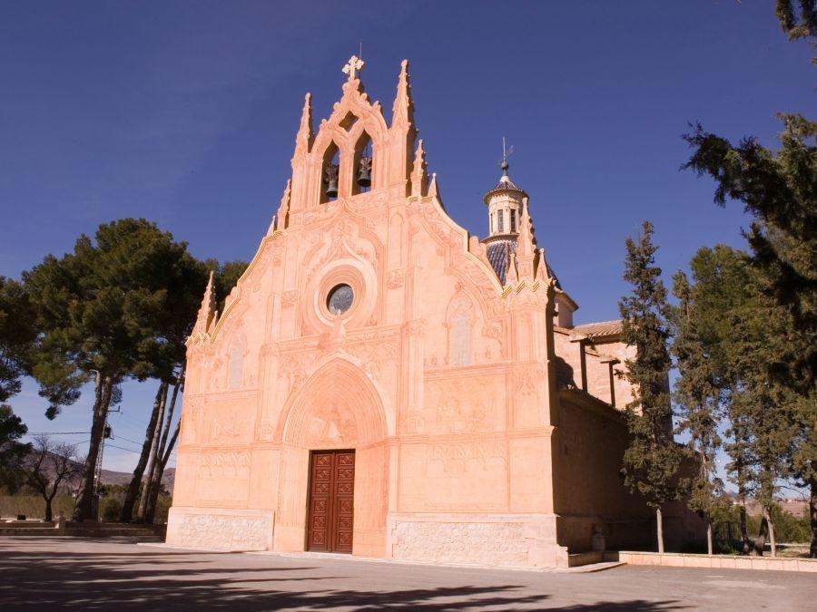 Santuario de Nuestra Señora de  Gracia Caudete santuario de virgen de gracia