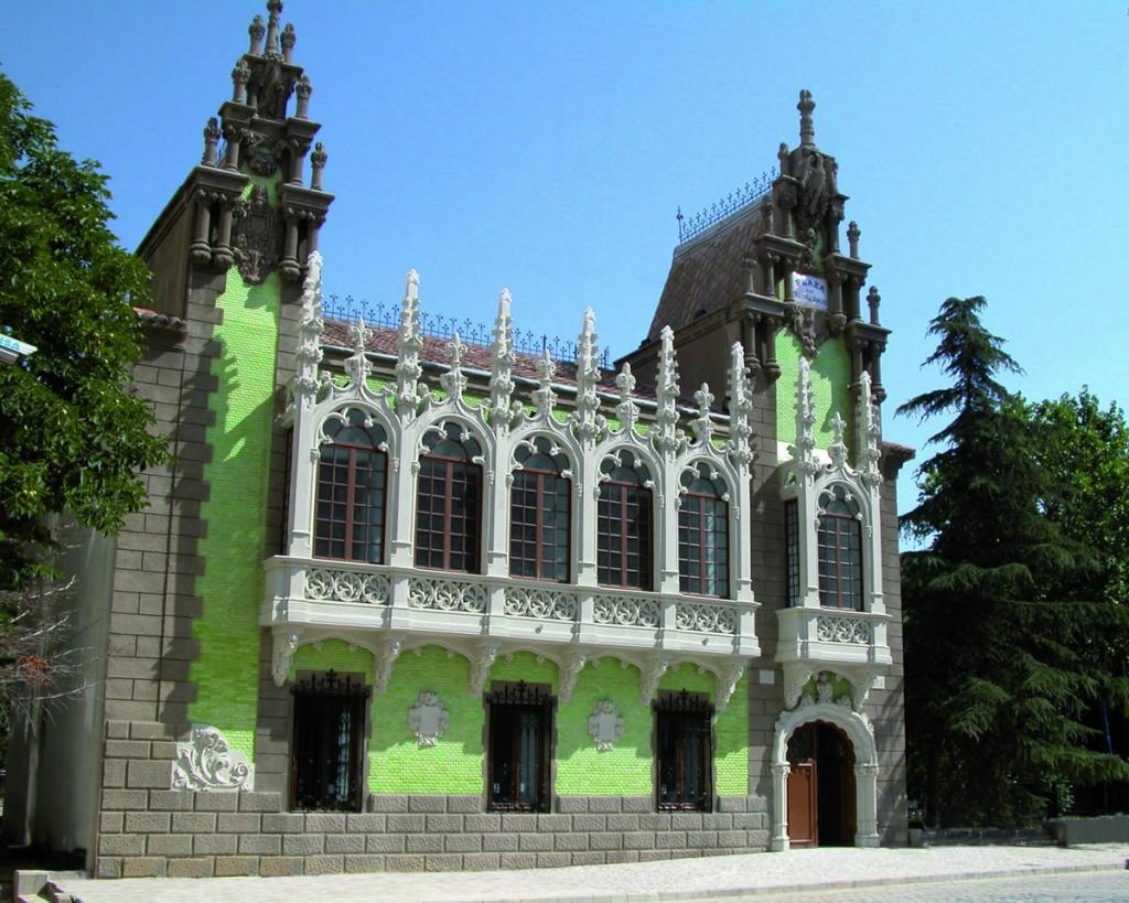 Casa de Hortelano(Museo de la Cuchilleria)Albacete Museo de la Cuchillería