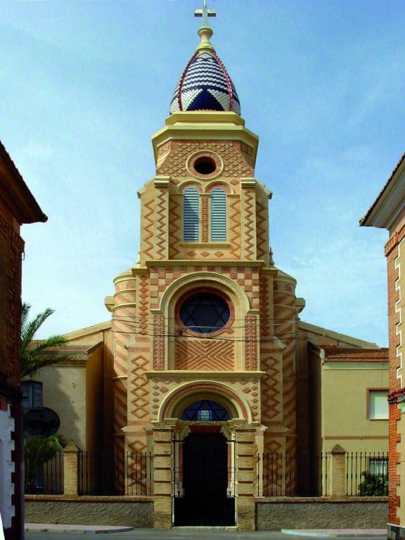Iglesia de San Francisco de Asis Caudete Iglesia de San Francisco (Caudete)