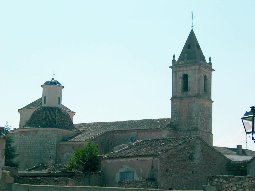 Iglesia de Santa Quiteria Casas de Ves Casas de Ves