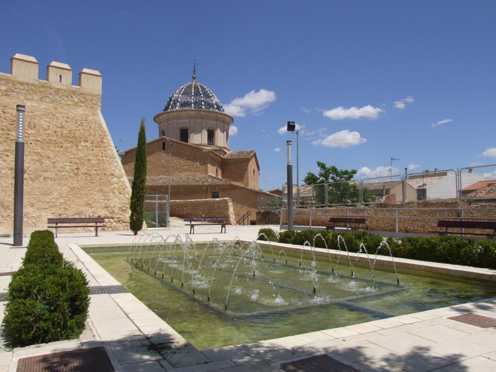 Iglesia de Santa Catalina Caudete Caudete