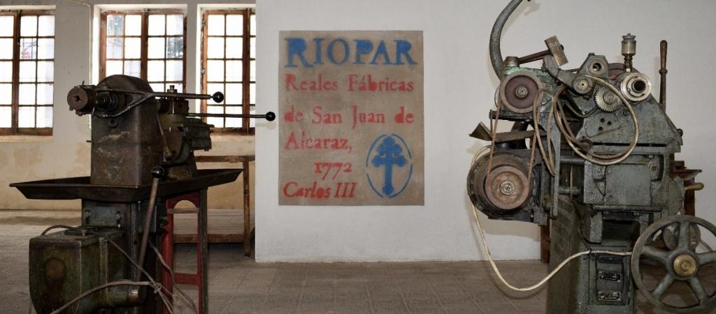 Conjunto Histórico FÁBRICA DE METALES DE RIÓPAR