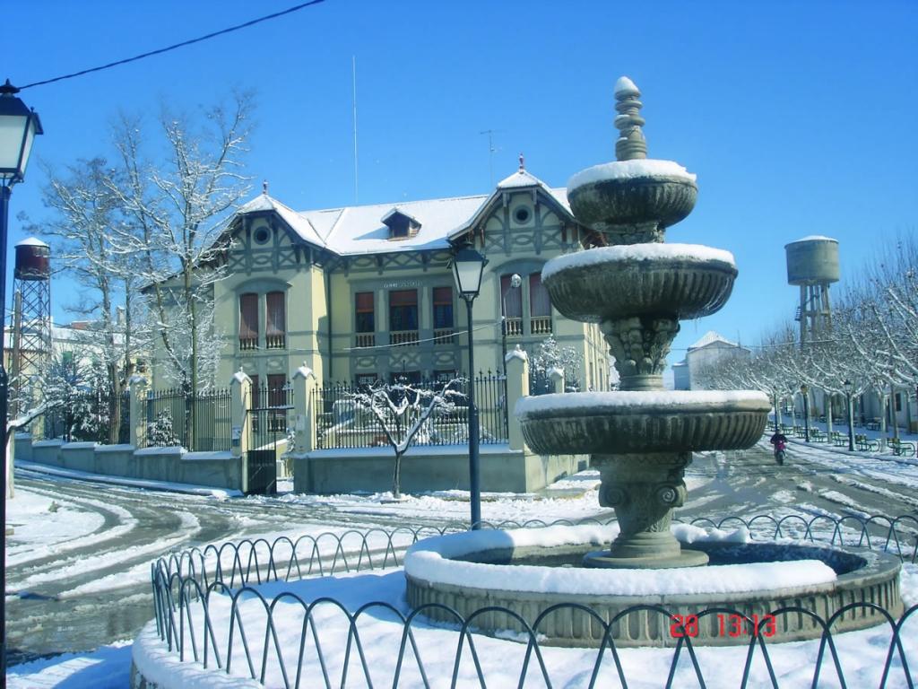 Fuensanta Albergue Rural Villa Manolita