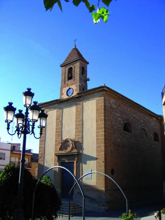 Fuenteálamo Iglesia de Fuenteálamo