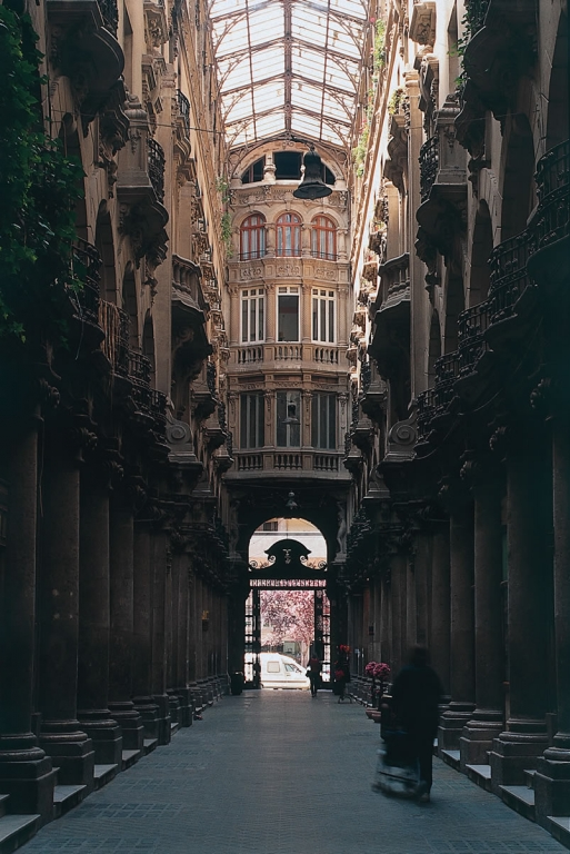 Albacete Pasaje Lodares (Albacete)