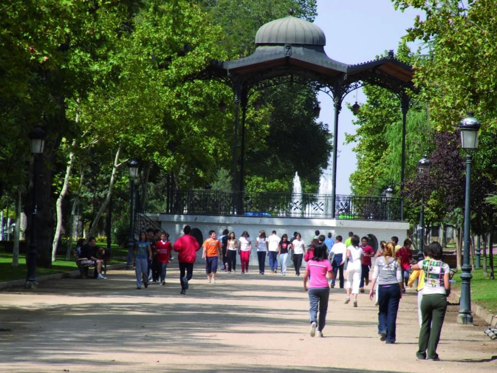 Albacete Parque Lineal de Albacete