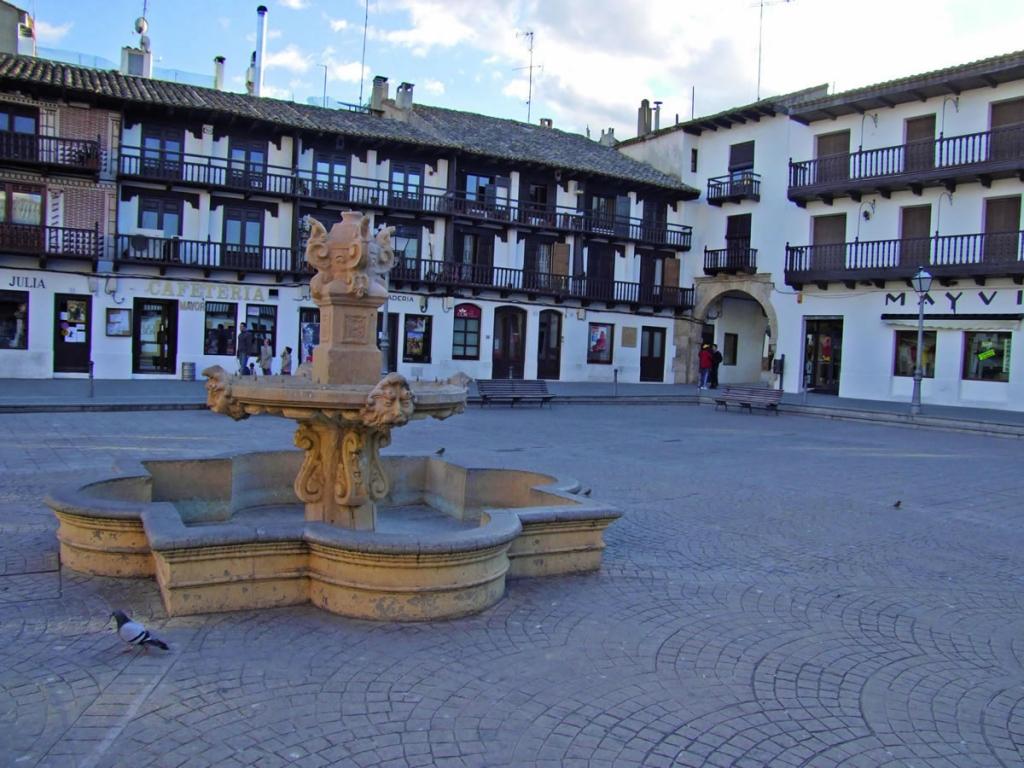 Tarazona de La Mancha Plaza de Tarazona de La Mancha