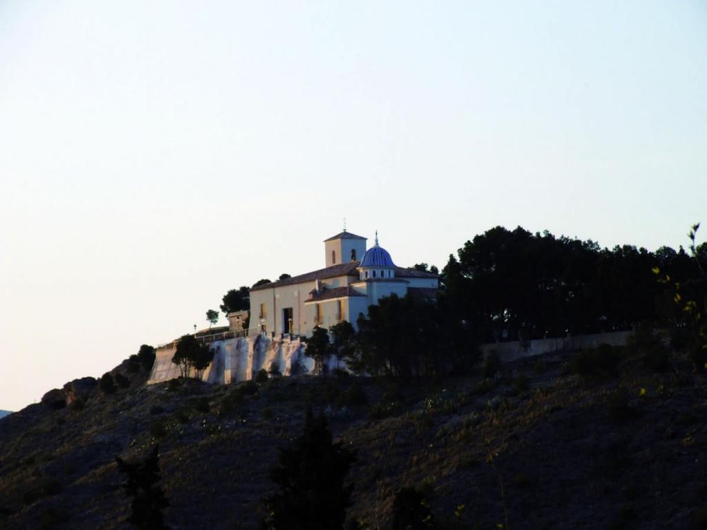 Tobarra Ermita de Tobarra