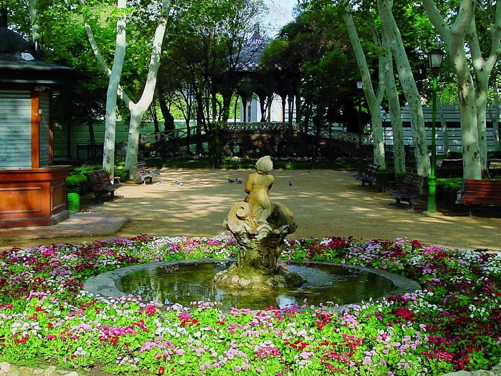 Albacete Parque de los Jardinillos (Albacete)