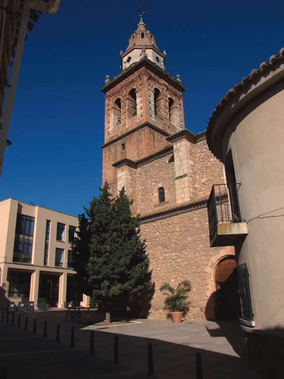 Casas Ibáñez Iglesia de Casas Ibañez