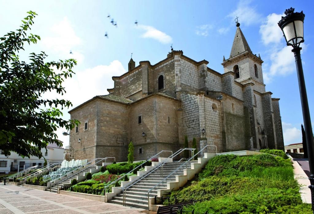 La Roda Iglesia de La Roda
