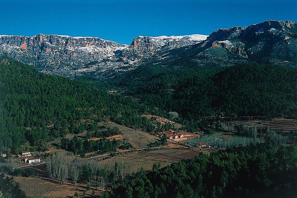 Yeste Valle de Tus
