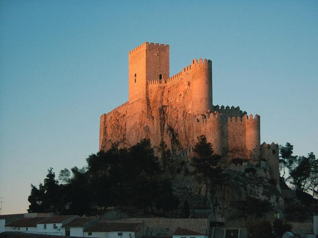Almansa Castillo de Almansa