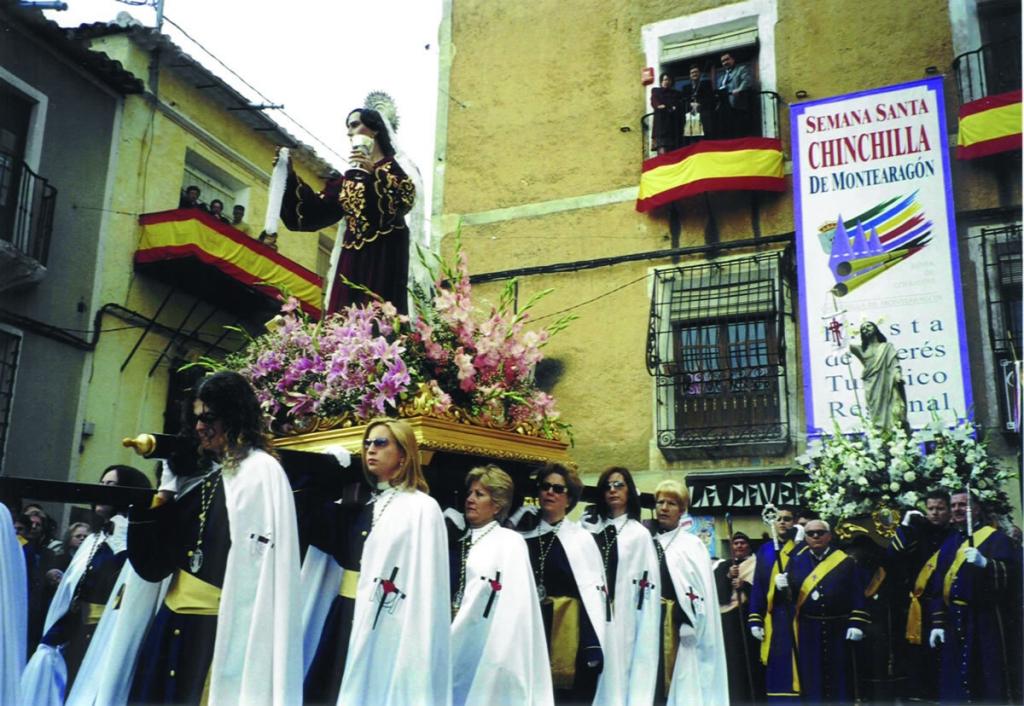 Chinchilla de Montearagón Semana Santa en Chinchilla de Montearagón