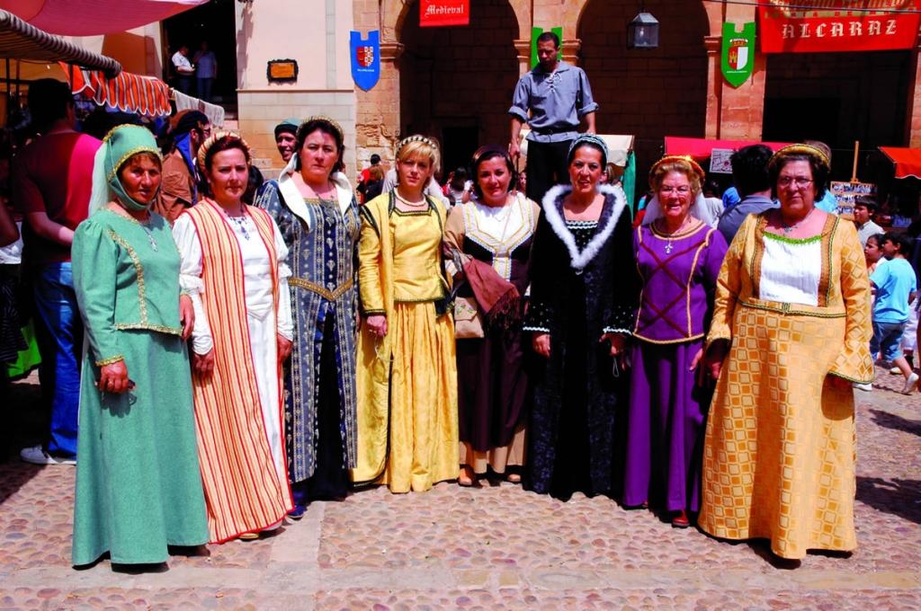 Alcaraz Mercado medieval de Alcaraz
