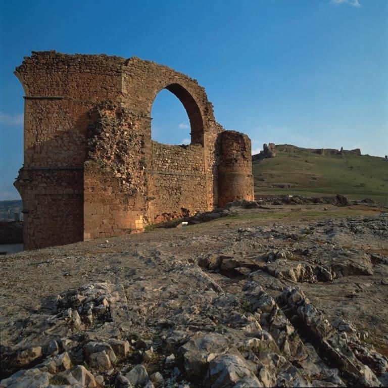 Alcaraz Restos de Castillo de Alcaraz