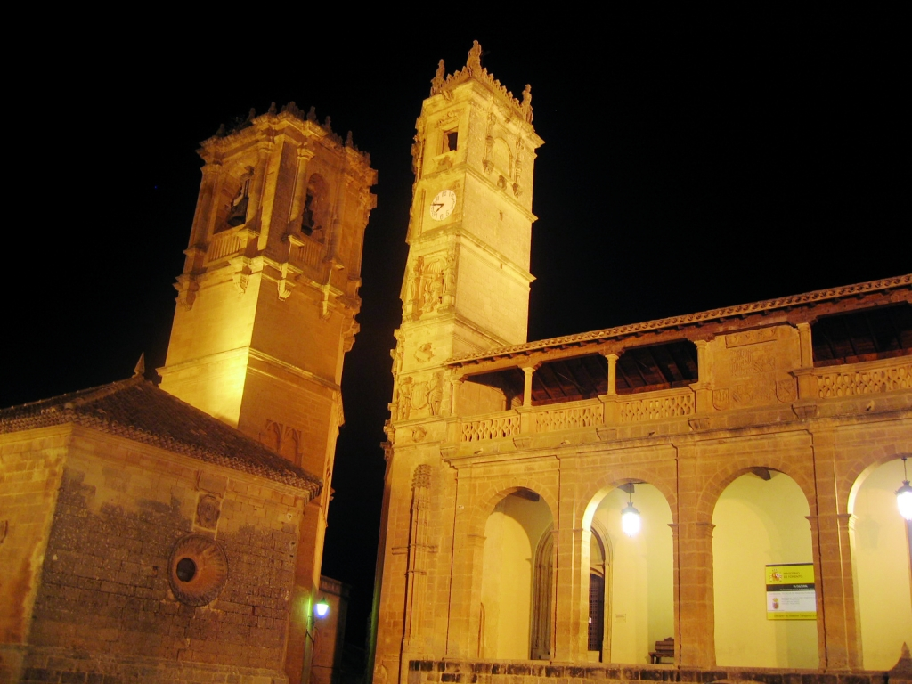 Alcaraz Torres de la Trinidad y del Tardón - Alcaraz