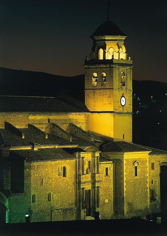 Hellín Iglesia de La Asunción - Hellín