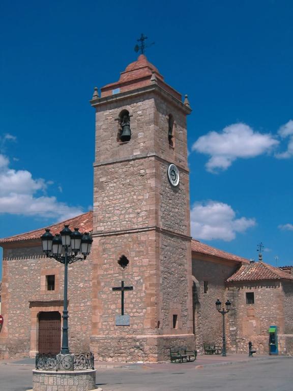 Casas de Juan Núñez Casas de Juan Núñez