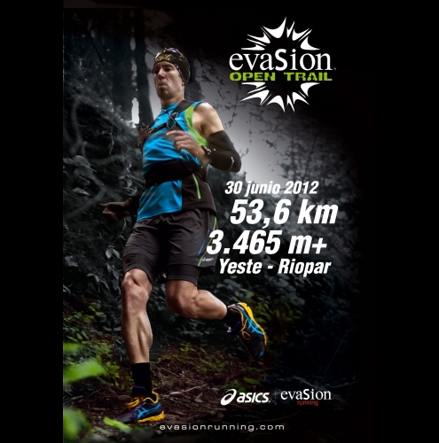 EvaSion Open Trail Yeste-Riopar 2012
