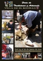 7th Villa de El Bonillo Tradition and Crafts Fair 2011