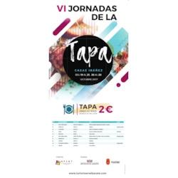 Premiados en las VI Jornadas de la Tapa de Casas Ibáñez