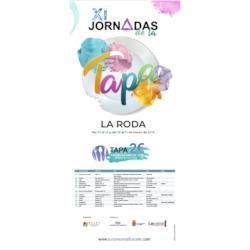 XI Jornadas de La Tapa de La Roda 2019