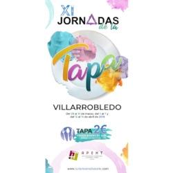 Premiados en las XI Jornadas de la Tapa de Villarrobledo