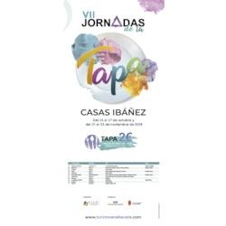 VII Jornadas de la Tapa de Casas Ibáñez