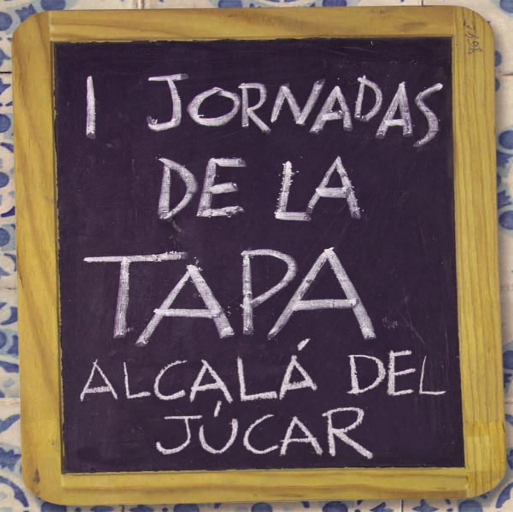 I Jornadas de la Tapa Alcalá del Júcar