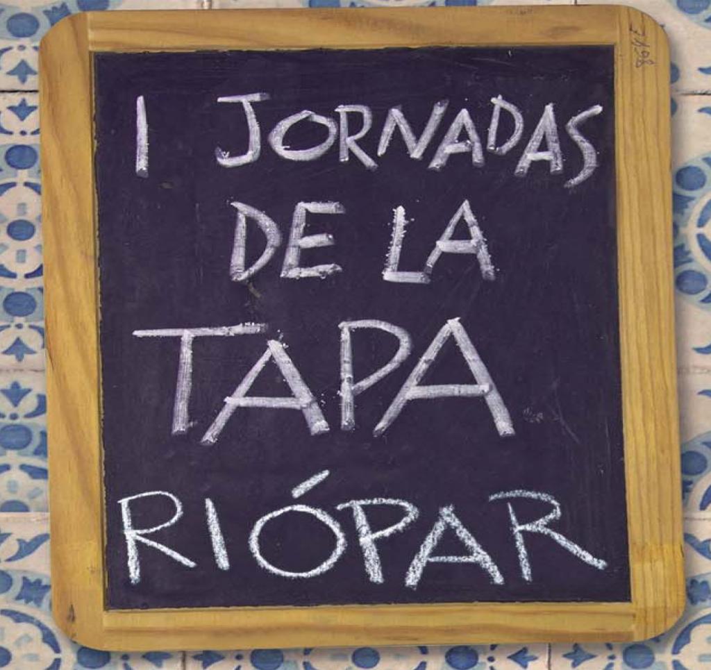 1st Riópar Tapas Fair