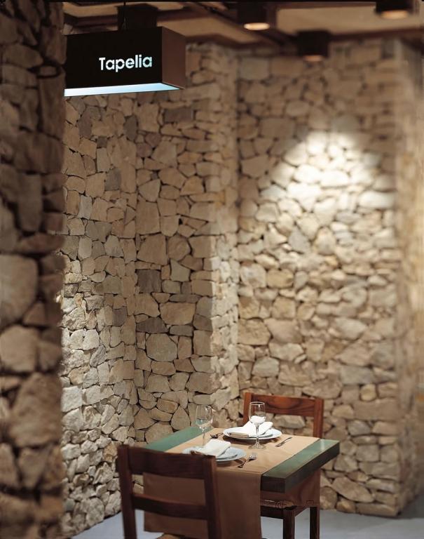Detalle mesa de Restaurante