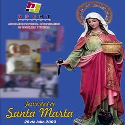 Festividad Santa Marta 2009