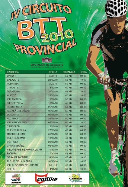 4th Provincial BTT Circuit - Albacete Regional Council